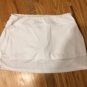 bolle' White skirt/shorts